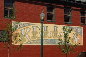 side of Kelly's Westport Inn