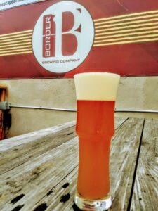 Beer at Border Brewing