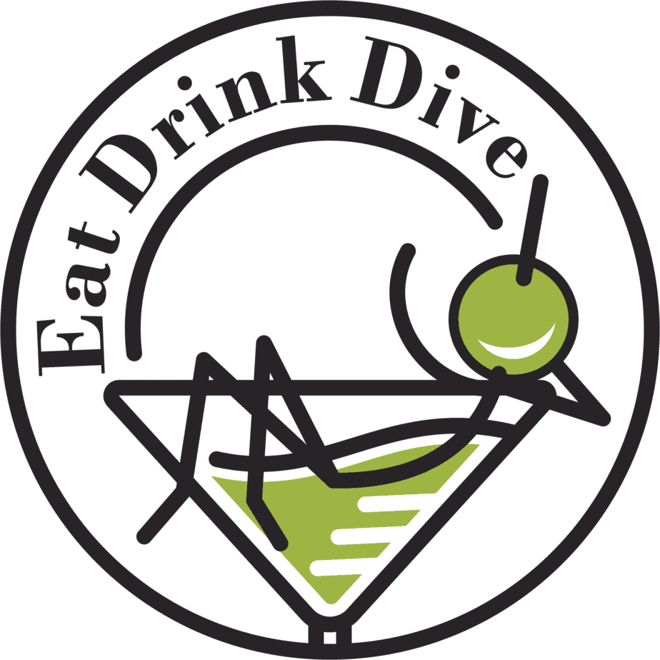 Eat Drink Dive Logo