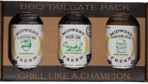 BBQ sauce by Midwest Makers