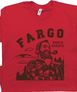 fargo tourism tshirts