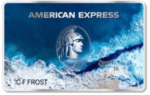 AmEx Eco-friendly Credit Card