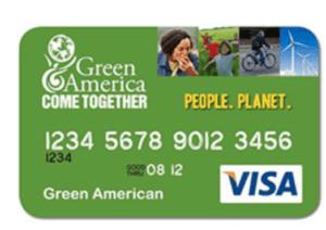 Green America Card