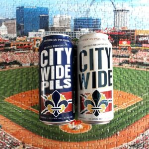 city wide beer cans