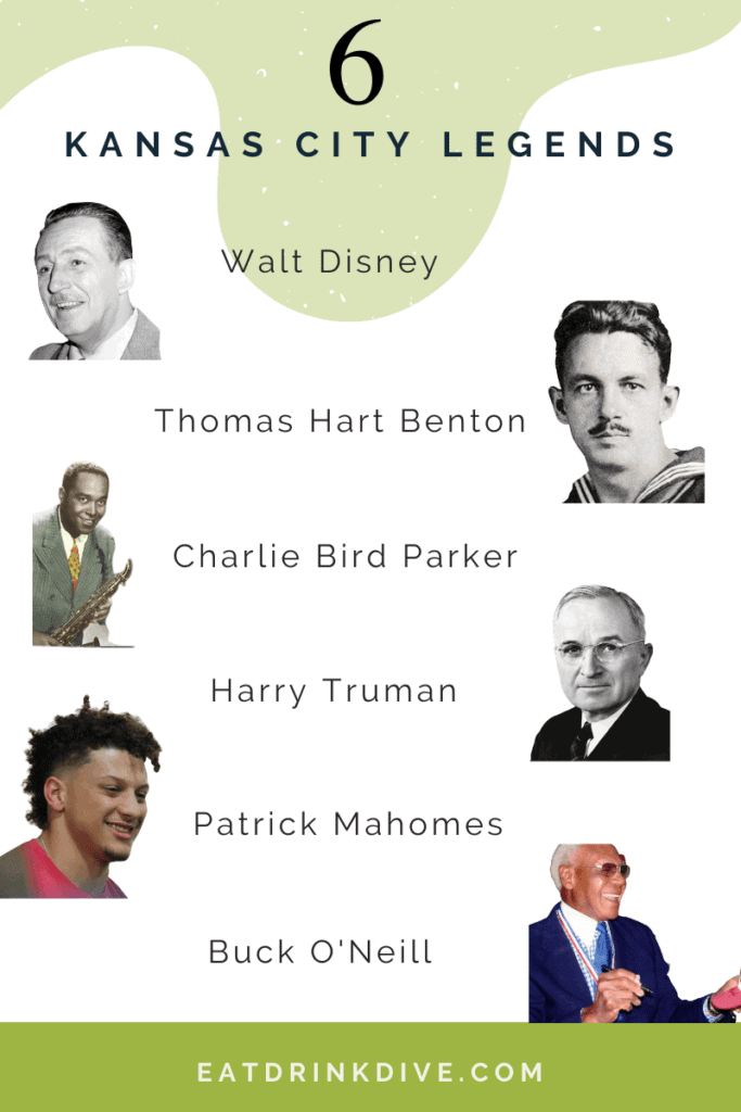 famous people from kansas city