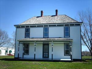 farm home of Harry Truman